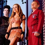 "Image for the Science Fiction Series programme ""Lexx"""