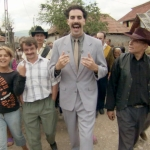 "Image for the Film programme ""Borat: Cultural Learnings of America for Make Benefit Glorious Nation of Kazakhstan"""