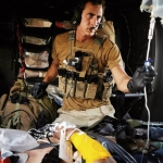 "Image for the Documentary programme ""Inside Combat Rescue"""