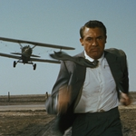 "Image for the Film programme ""North by Northwest"""