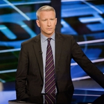 "Image for the News programme ""Anderson Cooper 360"""