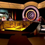 "Image for the Quiz Show programme ""QI XL"""