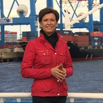 "Image for the Documentary programme ""Connect the World with Becky Anderson"""
