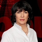 "Image for the Documentary programme ""Amanpour"""