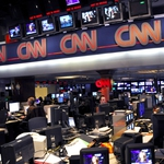 "Image for the News programme ""CNN Newsroom"""