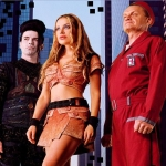 "Image for the Science Fiction Series programme ""Lexx: The Dark Zone Stories"""