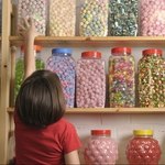 "Image for the Cookery programme ""Kid in a Candy Store"""