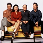"Image for the Sitcom programme ""Seinfeld"""