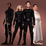 "Image for the Childrens programme ""Supah Ninjas"""