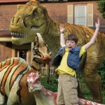 "Image for the Childrens programme ""Dino Dan"""