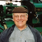 "Image for the History Documentary programme ""Fred Dibnah's Industrial Age"""