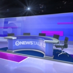 "Image for the News programme ""Newstalk Live"""