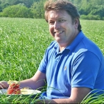 "Image for the Cookery programme ""James Martin's Food Map of Britain"""