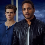 "Image for the Drama programme ""Graceland"""