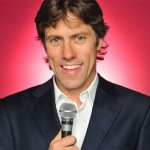 "Image for the Comedy programme ""John Bishop Live: Rollercoaster Tour"""