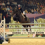 "Image for the Sport programme ""Horse of the Year Show"""