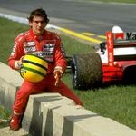 "Image for the Film programme ""Senna"""