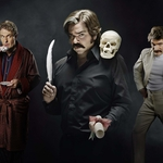 "Image for the Sitcom programme ""Toast of London"""