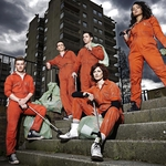 "Image for the Drama programme ""Misfits"""