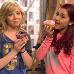 "Image for the Sitcom programme ""Sam and Cat"""