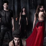 "Image for the Drama programme ""The Vampire Diaries"""
