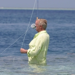 "Image for the Documentary programme ""Chris Tarrant Goes Fishing"""