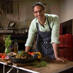 "Image for the Cookery programme ""Ottolenghi's Mediterranean Island Feast"""