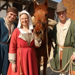 "Image for the History Documentary programme ""Tudor Monastery Farm"""