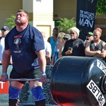 "Image for the Sport programme ""The World's Strongest Man"""