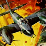 "Image for the Film programme ""Mosquito Squadron"""