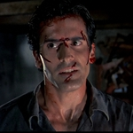 "Image for the Film programme ""The Evil Dead"""