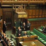 "Image for the Political programme ""Live House of Commons"""