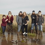 "Image for the Reality Show programme ""Duck Dynasty"""