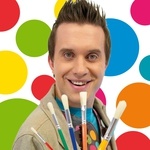 "Image for the Arts programme ""Mister Maker Around the World"""