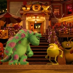 "Image for the Film programme ""Monsters University"""