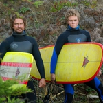 "Image for the Film programme ""Chasing Mavericks"""