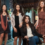 "Image for the Drama programme ""Witches of East End"""