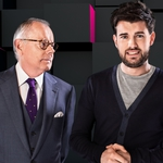 "Image for the Chat Show programme ""Backchat with Jack Whitehall and His Dad"""
