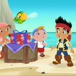 "Image for the Childrens programme ""Jake and the Never Land Pirates"""