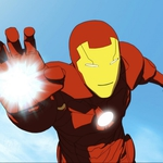"Image for the Animation programme ""Iron Man: Armoured Adventures"""