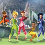 "Image for the Childrens programme ""Pixie Hollow Games"""