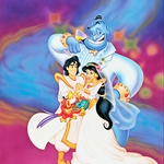 "Image for the Film programme ""Aladdin and the King of Thieves"""