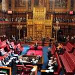 "Image for the Political programme ""Live House of Lords"""