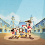 "Image for the Film programme ""Mickey, Donald and Goofy: The Three Musketeers"""