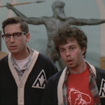 "Image for the Film programme ""Revenge of the Nerds"""