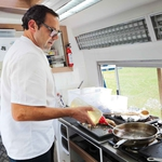 "Image for the Cookery programme ""The Food Truck"""
