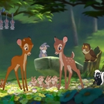 "Image for the Film programme ""Bambi II"""
