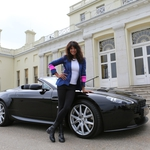 "Image for the Travel programme ""Jenny Powell's Luxury Uncovered"""