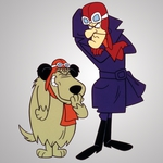 "Image for the Animation programme ""Dastardly and Muttley"""