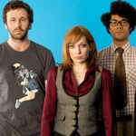 "Image for the Sitcom programme ""The IT Crowd"""